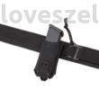 Clawgear KD One öv - fekete L - tesztdarab (használt)