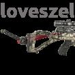Killer Instinct DSC™ számszeríj felhúzó csörlő - Wide Sled (széles)