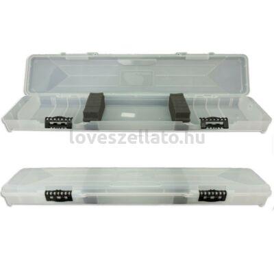 Plano Protector Series Compact Arrow Case vessződoboz - Black Lock