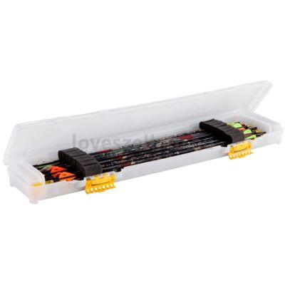 Plano Protector Series Compact Arrow Case vessződoboz - Yellow Lock