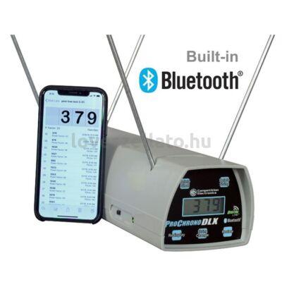Competition Electronics ProChrono Deluxe Bluetooth sebességmérő
