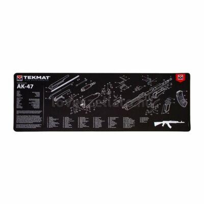 Tekmat Ultra 44 fegyvertisztító alátét - AK47