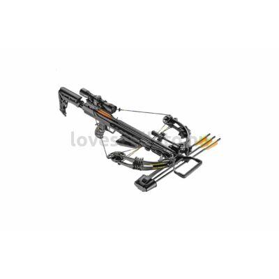 EK Archery Accelerator 370+ számszeríj csomag - fekete