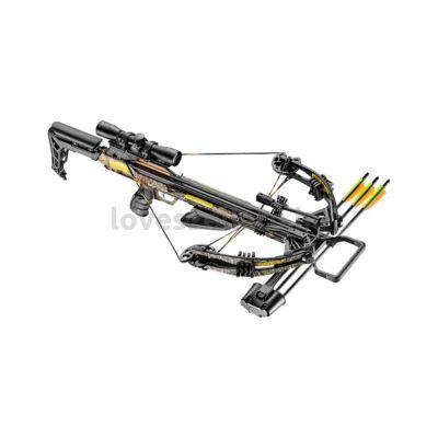 EK-Archery Accelerator 370+ számszeríj csomag - camo