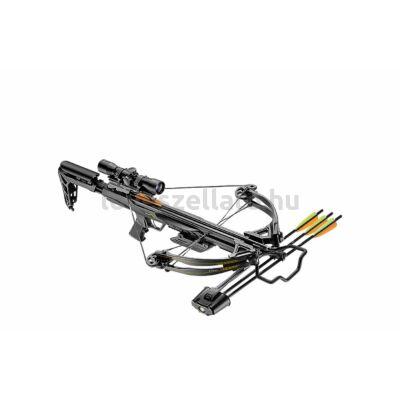 EK Archery Ballistic 390 számszeríj csomag - fekete
