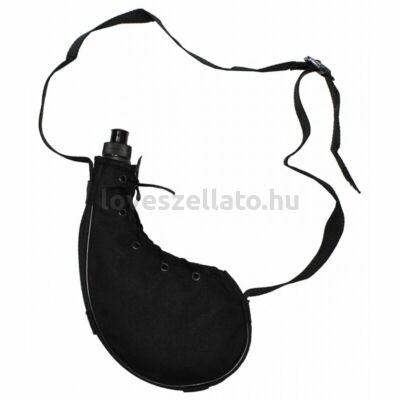 MFH Bota 750 ml műanyag kulacs - fekete
