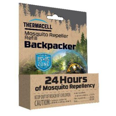 Thermacell BP24 Backpacker utántöltő - 24 óra (6 lap)