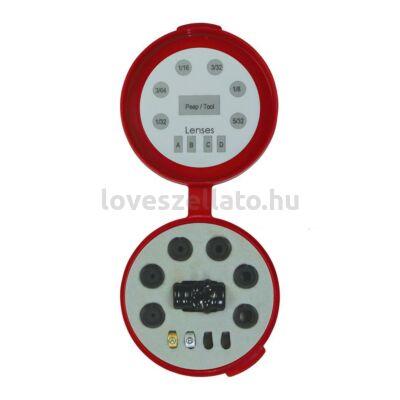 Hamskea Insight Feather Vision Pro Kit peep és lencse szett