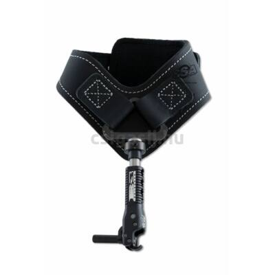 B3 Claw Swivel Stem csattos csuklópántos elsűtő - fekete