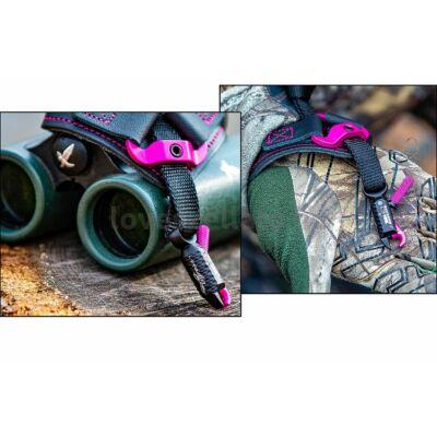 B3 Tigress Flex csattos csuklópántos elsűtő -  pink