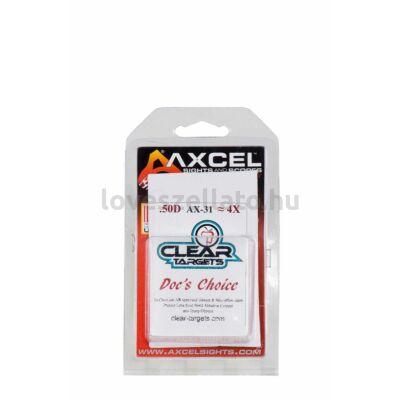 "Axcel AX31 DC scope lencse 1-3/8"" - 4x"