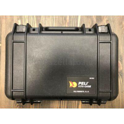 Peli Case 1170 táska új szivaccsal - fekete - keveset használt (bizományi)