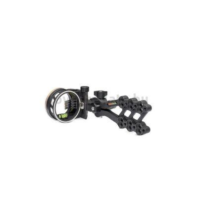Truglo Hyper-Strike Micro 7 tüskés irányzék - fekete