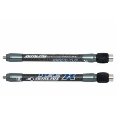 Avalon Carbon Tec-X V-Bar 21 mm oldalstabilizátor gumi rezgéscsillapítóval