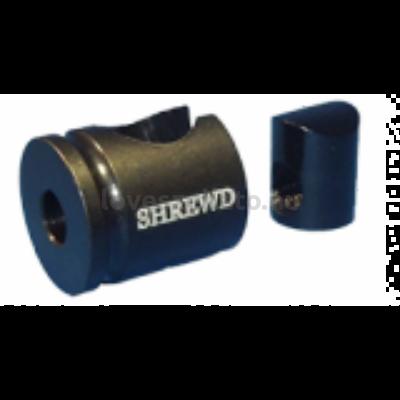 Shrewd Archery stabilizátor gyorscsatlakozó 8°