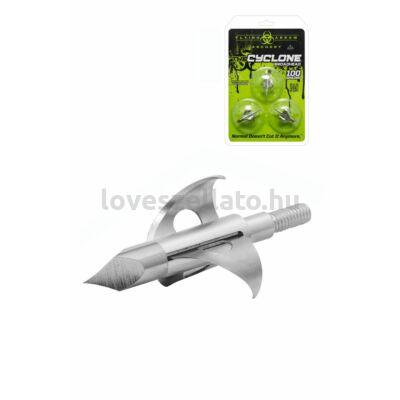 Flying Arrow Cyclone vadászhegy 3db - 100 grain