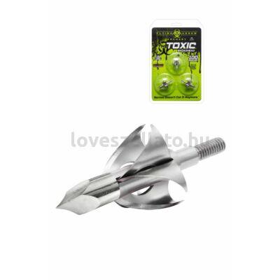 Flying Arrow Toxic vadászhegy 3db - 125 grain