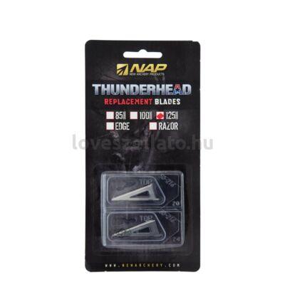 NAP Thunderhead vadászhegy cserepengék - 125gr (18db)