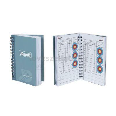 Decut Score Book - Target