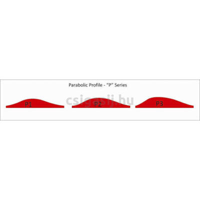 Eli Vanes P2 Parabol laminált toll - 50 db